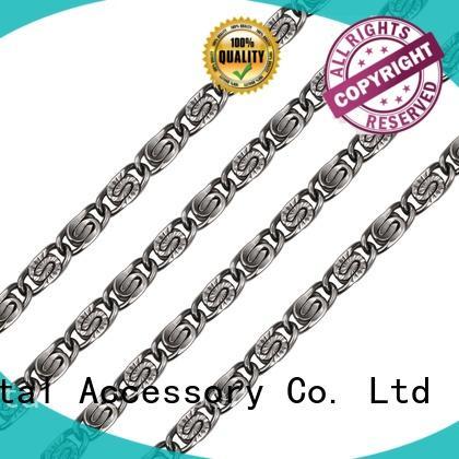 stable handbag chain strap zinc suppliers for handbag