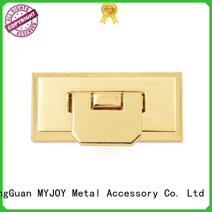 handbag turn clasp color for bags MYJOY