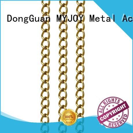 MYJOY 13mm1050mm handbag chain factory for purses