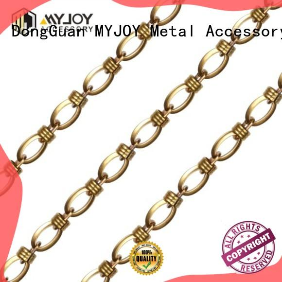 MYJOY 13mm1050mm chain strap suppliers for bags