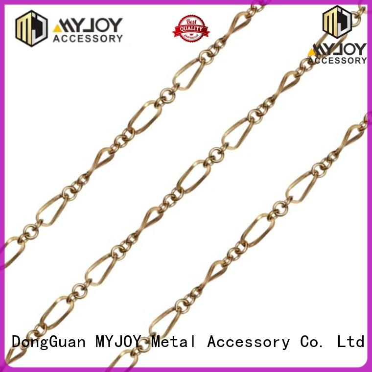 MYJOY Custom strap chain company for bags