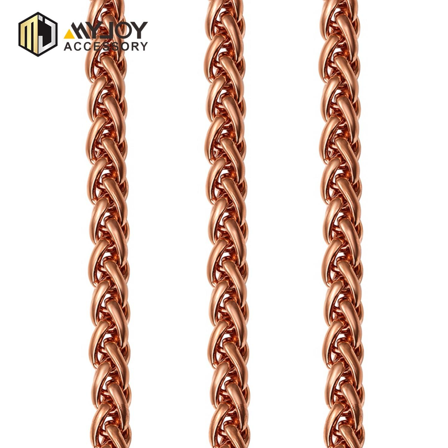 MYJOY gold purse chain stylish for bags-2