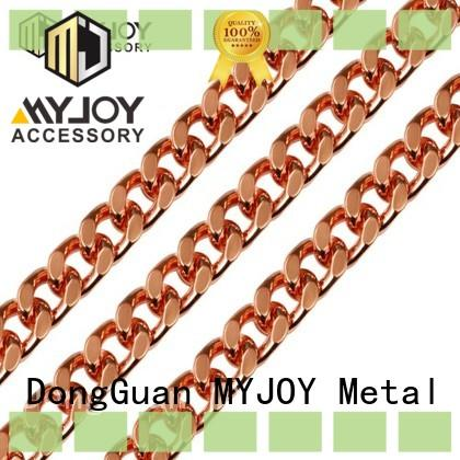 MYJOY Custom chain strap for business for bags