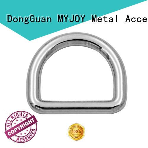 Custom d ring belt buckle 15mm20mm international market for bags