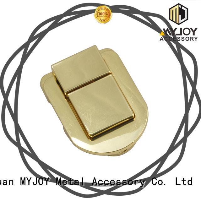 MYJOY flap handbag lock supplier for bags