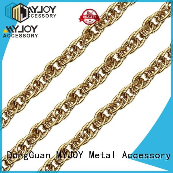 MYJOY chain handbag chain strap manufacturers for purses