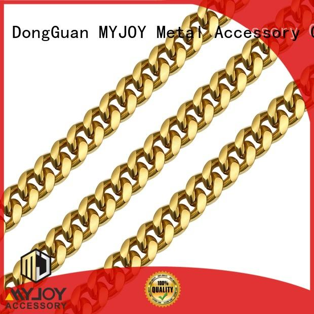 MYJOY Top handbag strap chain supply for purses