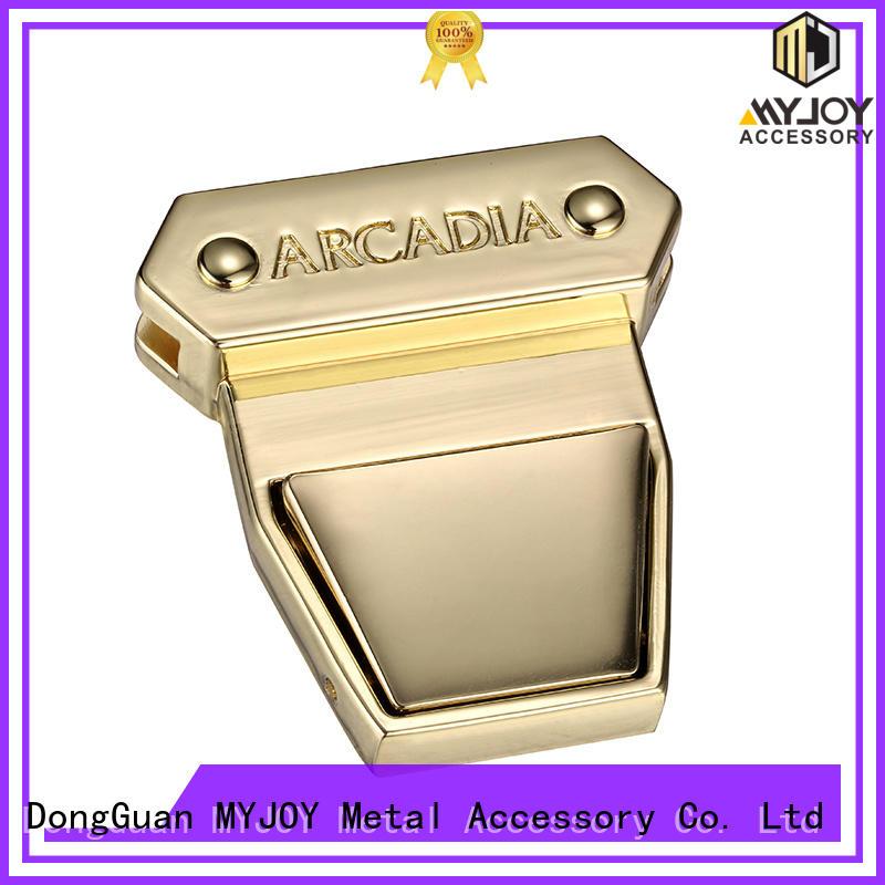 MYJOY clasp handbag lock manufacturers for purses