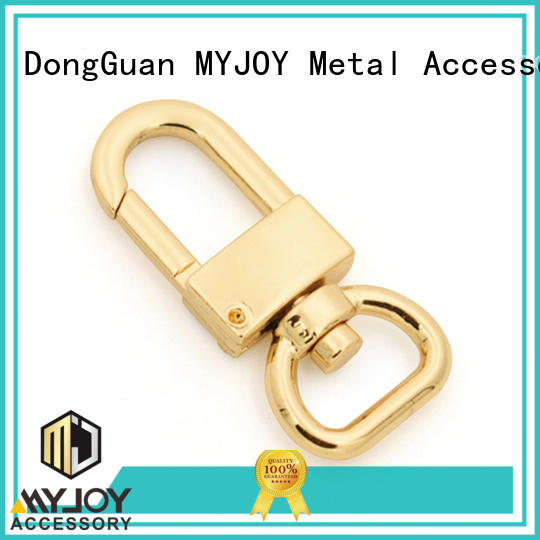 MYJOY durable swivel clips for handbags supply for high-end bag