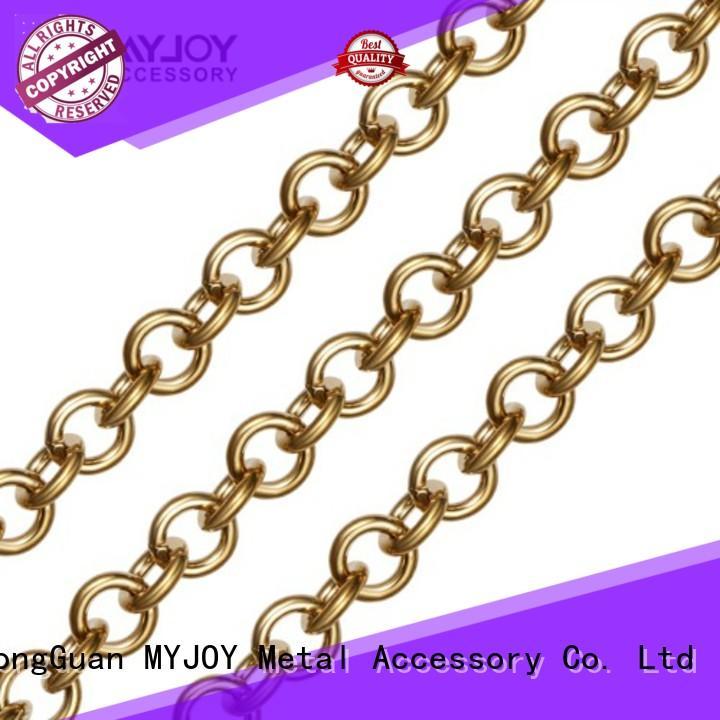 MYJOY fashion purse chain supply for handbag