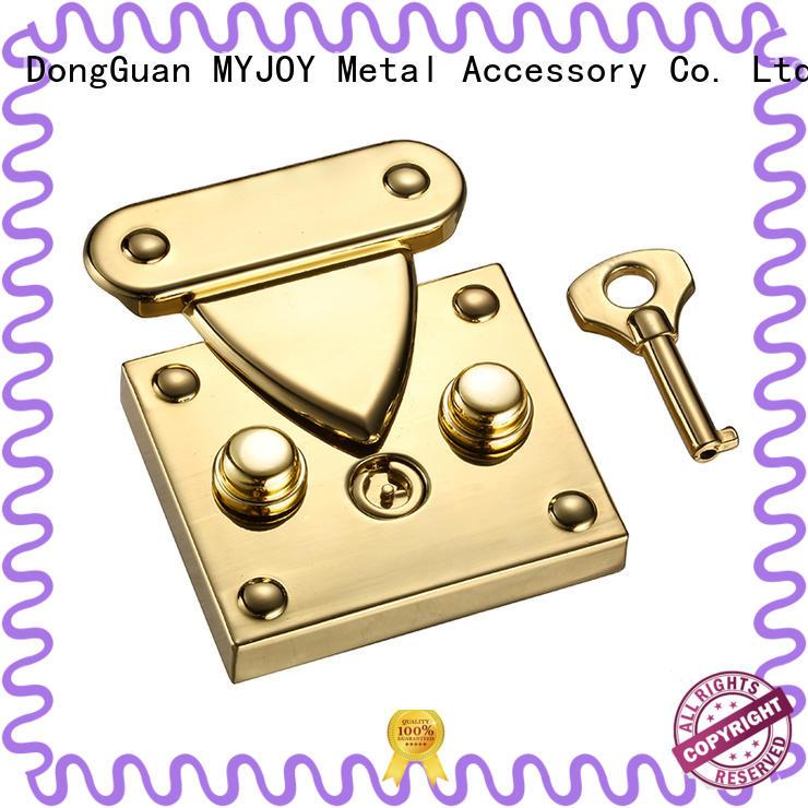 MYJOY Custom handbag turn lock suppliers for purses