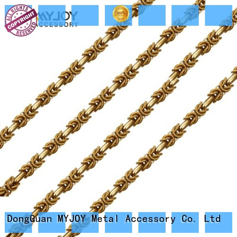 MYJOY new handbag chain manufacturers for bags