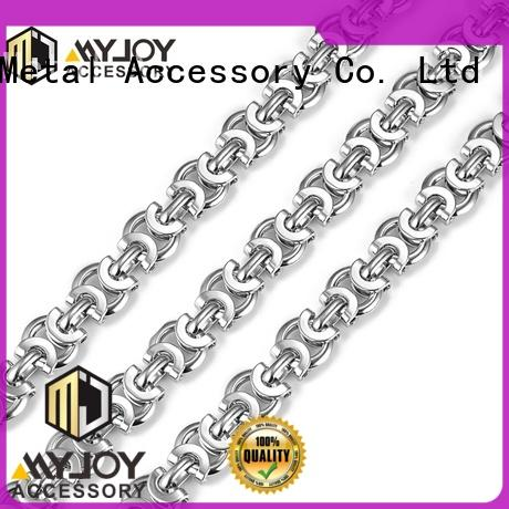 Custom strap chain zinc stylish for purses