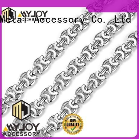 Custom strap chain zinc stylish for purses