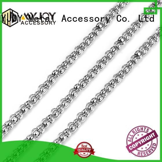 MYJOY zinc handbag chain strap manufacturers for purses