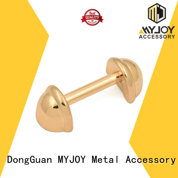 MYJOY metal handbag decorative accessories factory for sale