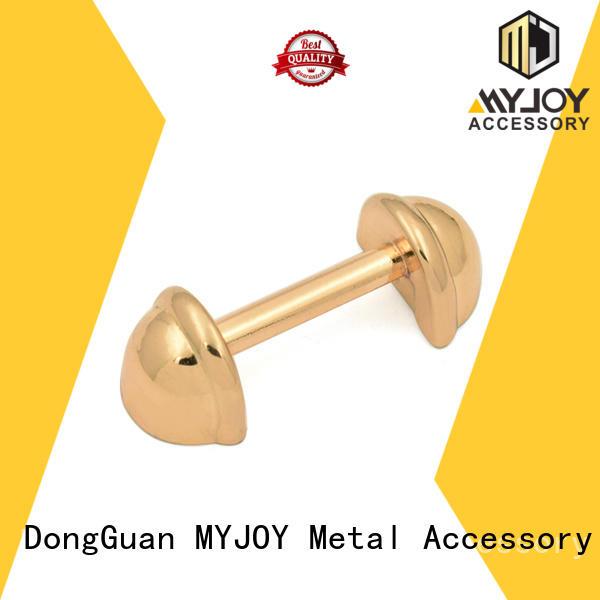 MYJOY metal handbag decorative accessories factory for sale