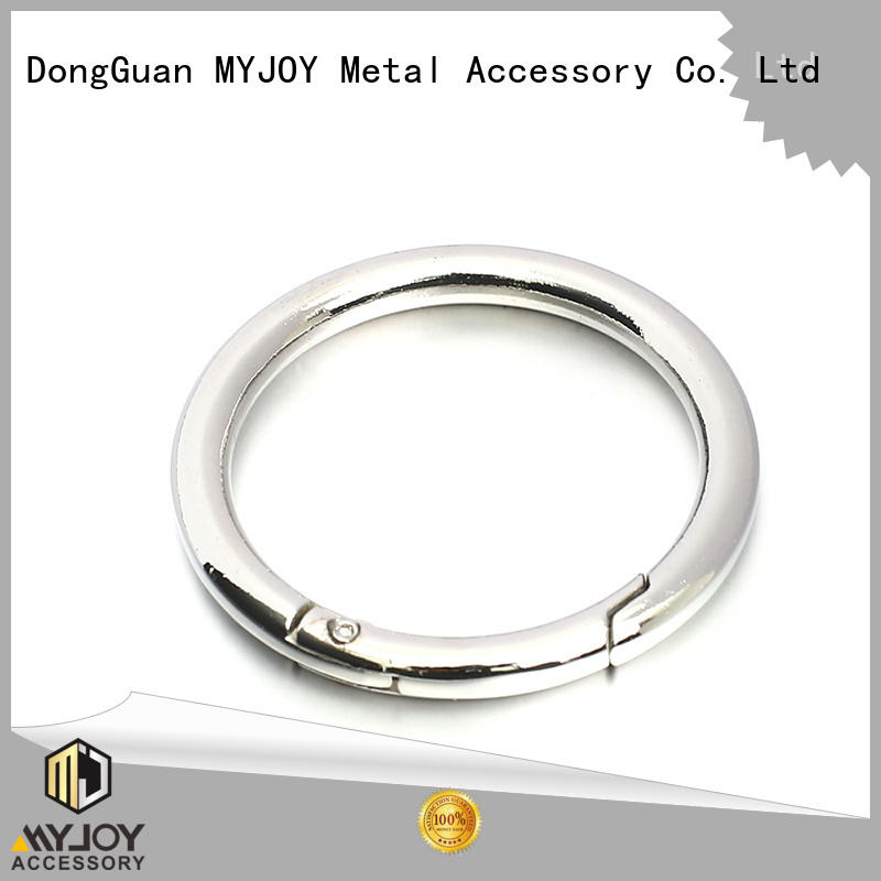 MYJOY Custom ring belt buckle for business for trade