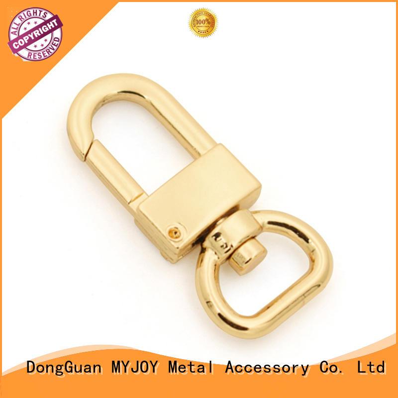 durable swivel snap hooks hardware manufacturers for high-end handbag