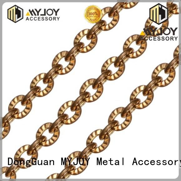 MYJOY zinc handbag chain strap for sale for bags
