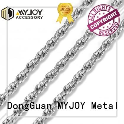 MYJOY gold handbag chain for business for purses