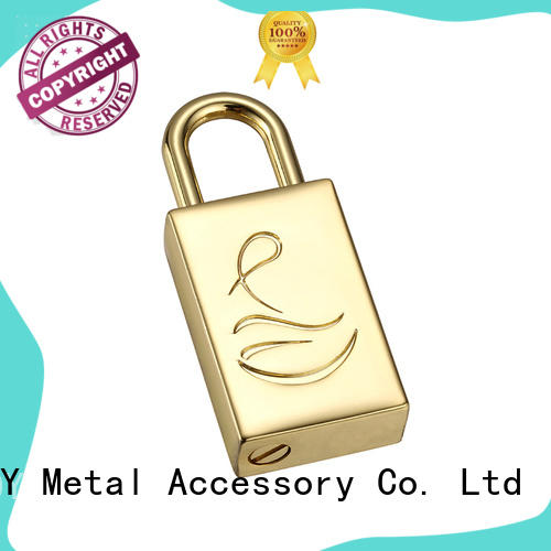 MYJOY Custom bag turn lock manufacturers for purses