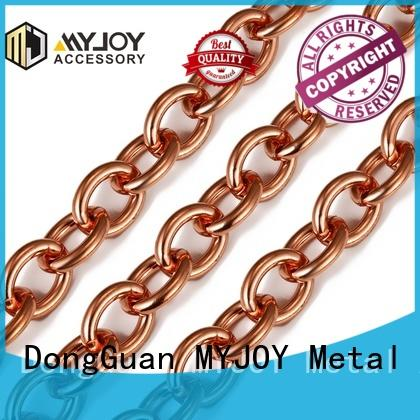 MYJOY Custom handbag chain manufacturers for handbag