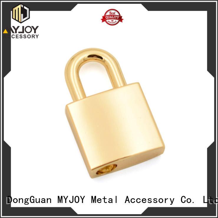 MYJOY Top bag turn lock supply for bags